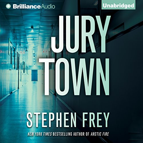 Jury Town audiobook cover art