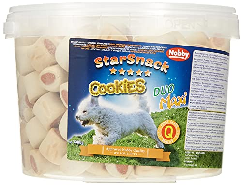 Nobby Starsnack Duo Biscuits Maxi pour Chien 1,3 Kg