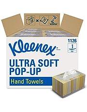 Kleenex 1126 ultra zachte papieren handdoeken (interfolded), 73 vellen per doos, 18-pack