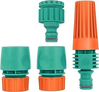 Conjunto para Irrigação com Engates Rápidos e Esguicho, Tramontina, 3 Peças
