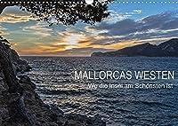 Mallorcas Westen (Wandkalender 2022 DIN A3 quer): Mallorcas Westen ist ein Paradies fuer Individualtouristen. (Monatskalender, 14 Seiten )