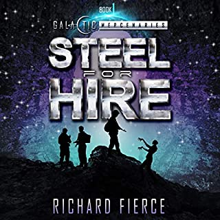 Steel for Hire cover art