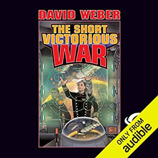 The Short Victorious War     Honor Harrington, Book 3               Written by:                                                                                                                                 David Weber                               Narrated by:                                                                                                                                 Allyson Johnson                      Length: 13 hrs and 47 mins     5 ratings     Overall 4.8