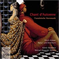 Forgotten Treasures 6: Chant D'Automne by Forgotten Treasures: Chant D'Automne (2009-01-27)