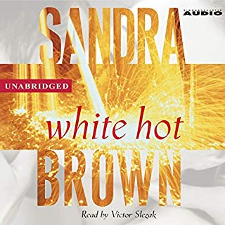 White Hot audiobook cover art