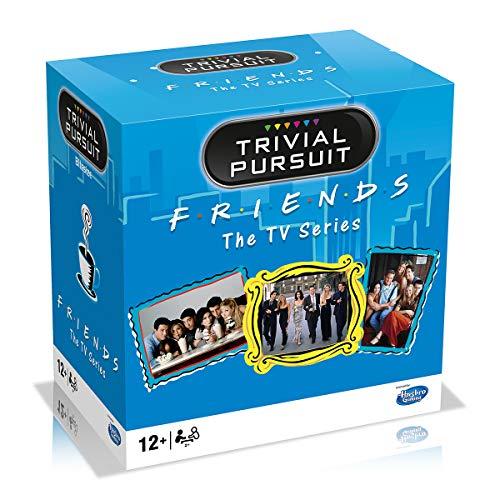 Trivial Pursuit de viaje Friends Juegos Trivial Pursuit de Viaje-Friends-Versión en español...