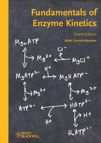 Fundamentals of Enzyme Kinetics (English Edition)