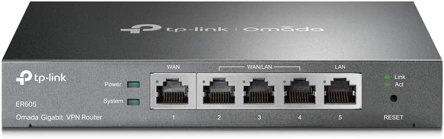 TP-Link Multi-WAN Wired VPN Router New Popular brand in the world Shipping Free Up 4 Gigabit WAN to Ports