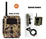 Spartan GoCam AT&T Black Out - Deluxe Pkg (Camera,Box,Lock & Swivel Mount)