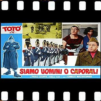 Siamo Uomini O Caporali (Original Soundtrack Lo Spogliarello 1955)