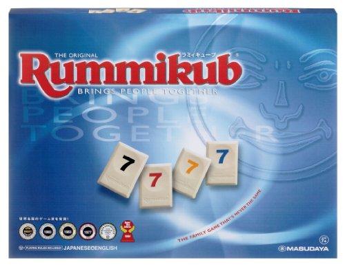 Rummikub (Ramyi cube) (japan import)