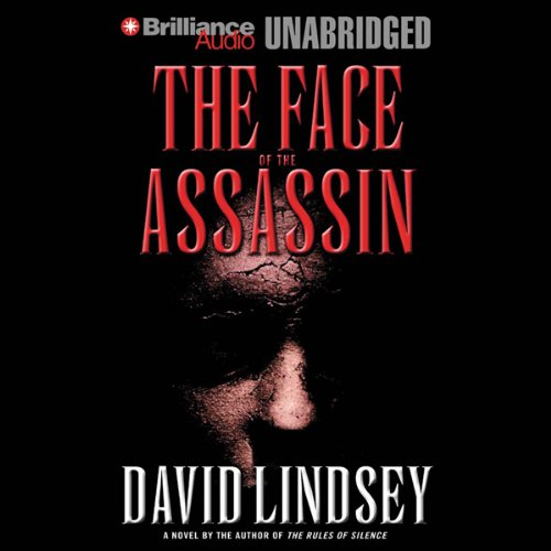 The Face of the Assassin audiobook cover art