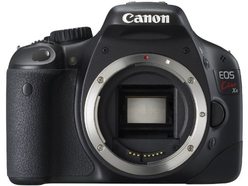 Canon デジタル一眼レフカメラ EOS Kiss X4 ボディ KISSX4-BODY