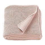 IKEA Ingabritta 703.740.67 - Manta (51 x 67), color rosa