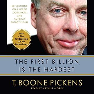Couverture de The First Billion Is the Hardest