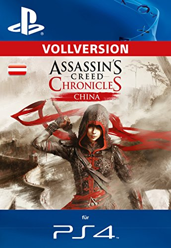 Assassin's Creed Chronicles: China [PS4 PSN Code - österreichisches Konto]