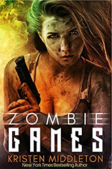 Origins (Book One) A Zombie Apocalypse Adventure (Zombie Games 1) by [Kristen Middleton, K.L. Middleton, Cassie Alexandra]