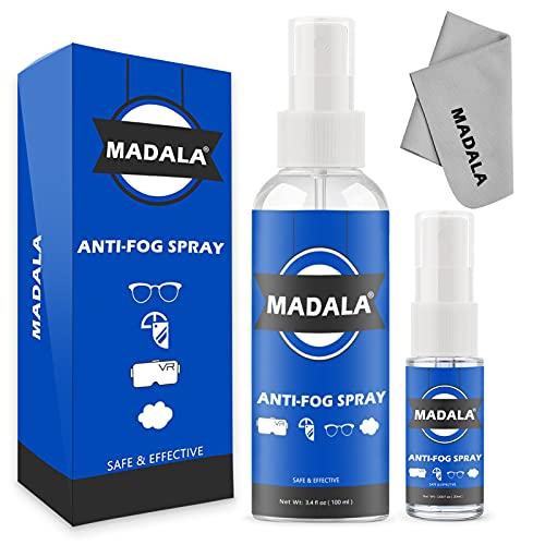 Madala Brillenreiniger-Spray mit...