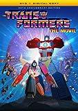 Transformers: The Movie (30Th Anniversary Edition) [Edizione: Stati Uniti] [Italia] [DVD]