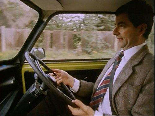 Mr. Bean Reitet Wieder