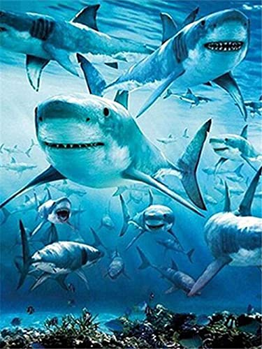 ZMGYA Puzzle for Adults 1000 Piece The Underwater world-4000Difficult 1000 Piece Puzzles for Adults and TeensPuzzle Fun Challenging Puzzle Game Collection Toy Gift Home Art