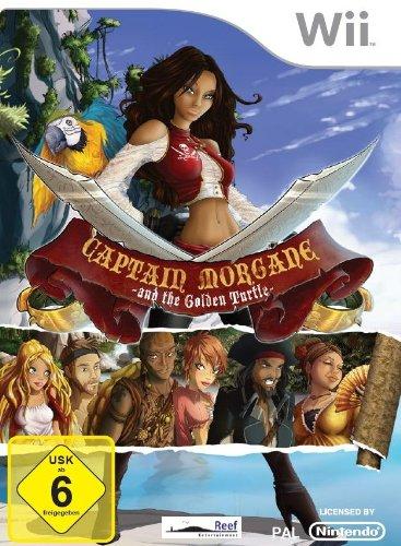 Captain Morgane and the Golden Turtle [Edizione: Germania]