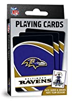 MasterPieces NFL Baltimore Ravens Playing Cards
