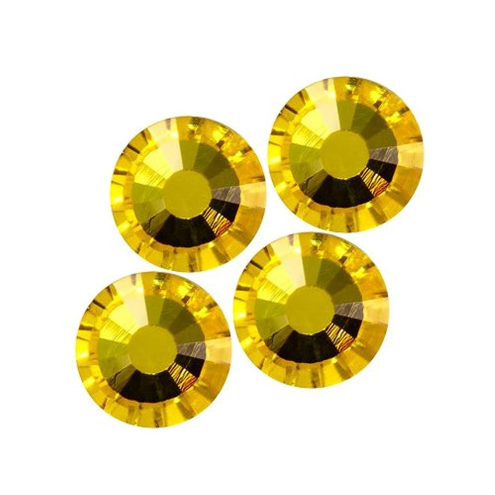伝染性の開始文明化するバイナル DIAMOND RHINESTONE シトリンSS8 720粒 ST-SS8-CIT-5G