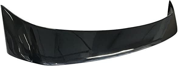 2003-2009 Mazda3 Mazda 3 4DR Sedan Rear Trunk Lip Predestal Spoiler Wing Paintable Factory Style For
