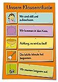 Unsere Klassenrituale: 72 Bild- und Textkarten zum individuellen Kombinieren