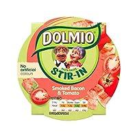 ベーコン&トマトのパスタソース150グラムを加えて混ぜます (Dolmio) (x 6) - Dolmio Stir In Bacon & Tomato Pasta Sauce 150g (Pack of 6)