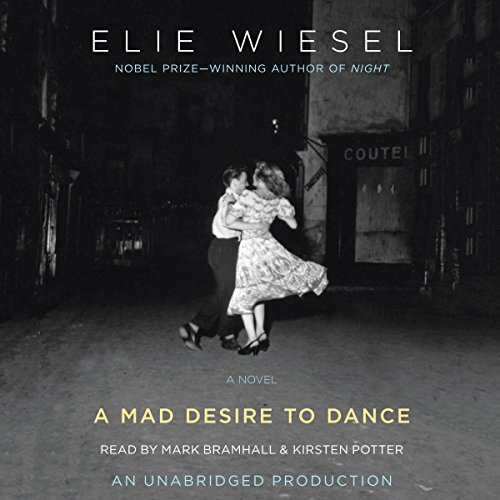 A Mad Desire to Dance audiobook cover art