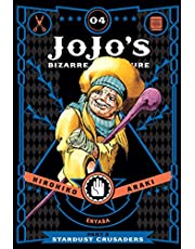 JoJo's Bizarre Adventure: Part 3 - Stardust Crusaders, Vol. 4: Volume 4