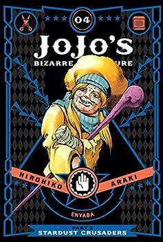 JoJo s Bizarre Adventure  Part 3--Stardust Crusaders Vol 4  4   JoJo's Bizarre Adventure  Part 3--Stardust Crusaders  Single Volume Edition