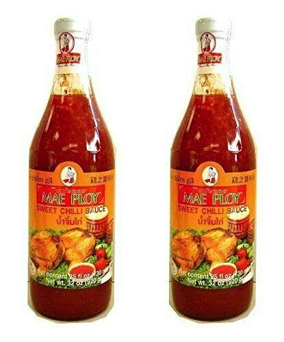 New MAE PLOY SWEET CHILI SAUCE 32oz (Pack of 2)