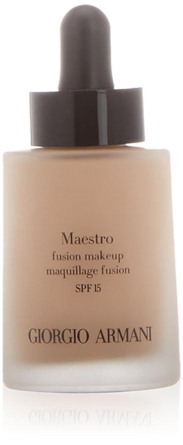 放置エスカレーター同僚ジョルジオアルマーニ Maestro Fusion Make Up Foundation SPF 15 - # 5 30ml/1oz並行輸入品