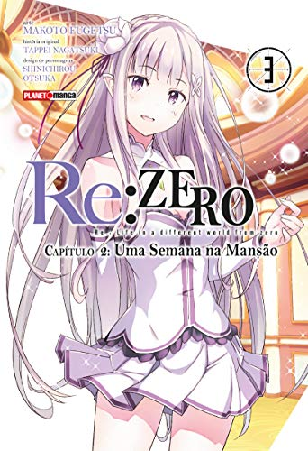 Re: Zero - Capítulo 2: Uma Semana Na Mansão Vol. 3: Capítulo 2: Uma Semana na Mansão - 3
