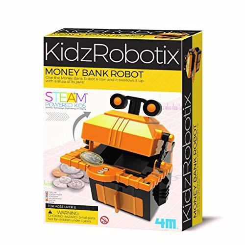 4M 68653 Spardose Roboter, Multi