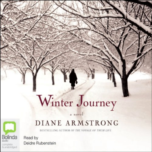 Winter Journey audiobook cover art