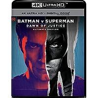 Batman v Superman: Dawn of Justice Remastered 4K Ultra HD Deals