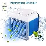 STLOVE Climatiseur portable, mini climatiseur avec port USB et fonction 3 en 1,...