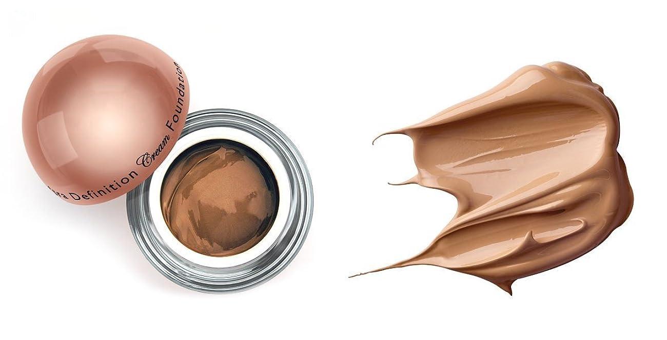 調査フルート実用的LA Splash (無料なめらかな顔のシートマスク付き)LA-スプラッシュウルトラ定義されたクリームファンデーション 1オンス トフィー/ 1オンス(20211)