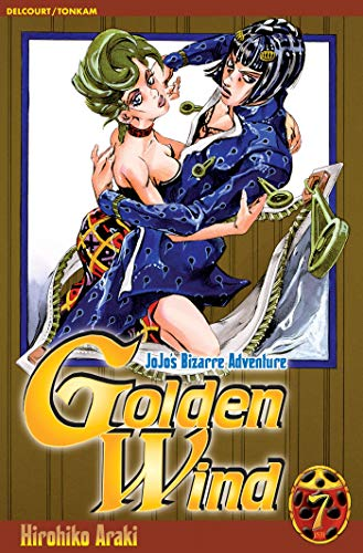 Jojo's - Golden Wind T07