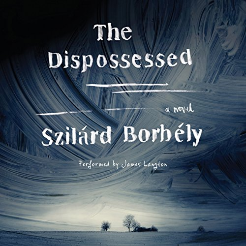 The Dispossessed audiobook cover art