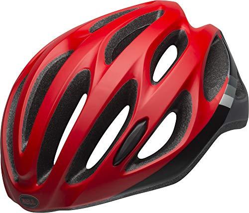 BELL Unisex's Draft Universal Road Helmet, Speed Matte Crimson, 54-61 cm