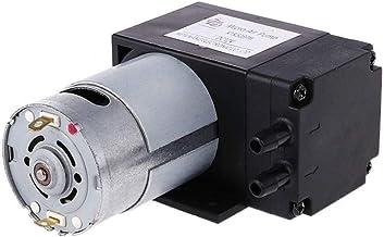 MeiZi MEXI Energiebesparende DC 12V Mini Vacuum Pump 8L / min High Pressure Zuig membraanpompen met houder