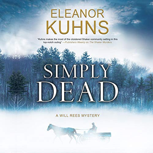 Simply Dead cover art