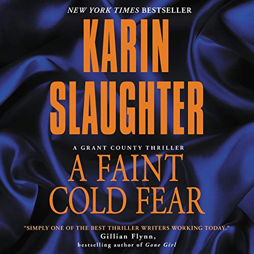 A Faint Cold Fear audiobook cover art