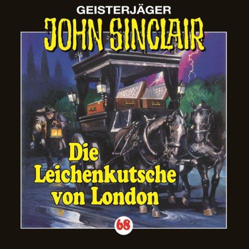 Die Leichenkutsche von London (John Sinclair 68) Titelbild