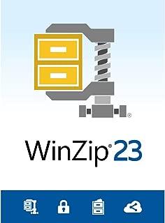 WinZip 23 Standard - File Compression & Decompression [PC Download] - Old Version